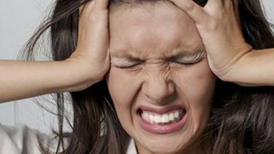 В моменти на гняв и недоверие